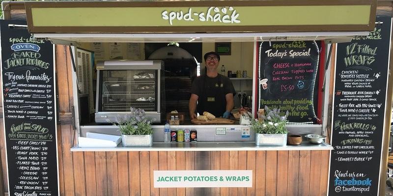 restaurant in Taunton spud shack taunton best wrap in town 2