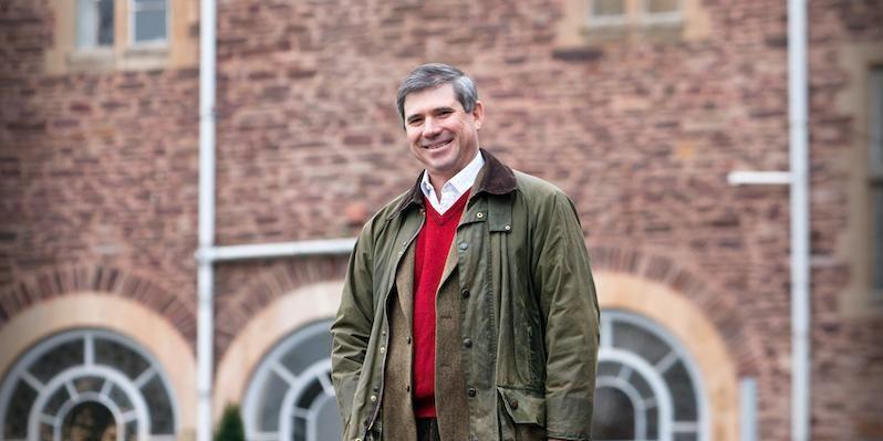 richard biggs headmaster at kings college taunton
