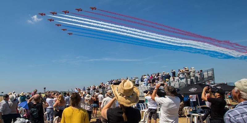 royal navy air day called off
