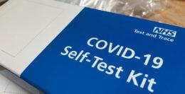 Covid self-test kits: what to do with the waste