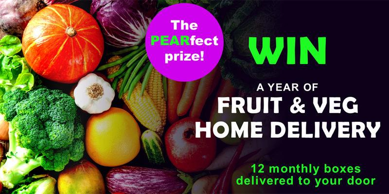 somerset west lottery win a years supply of fruit and veg