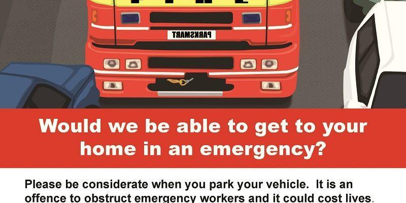 somerset waste partnership fire engine
