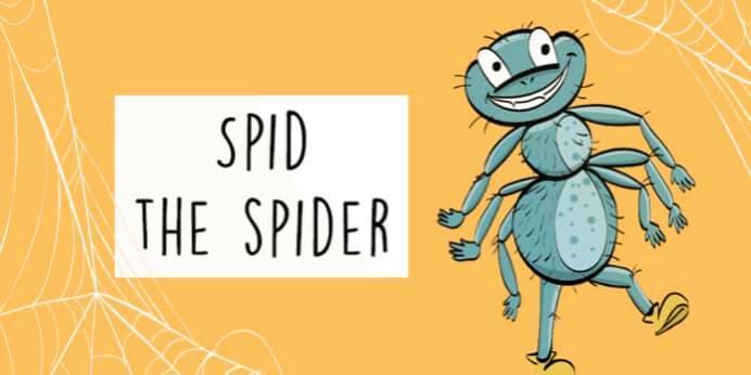 spid the spider