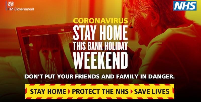 stay at home this weekend