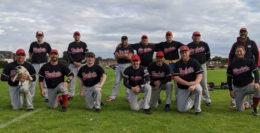 taunton muskets baseball team