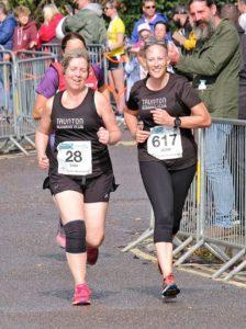 taunton running club at taunton 10k 5 min