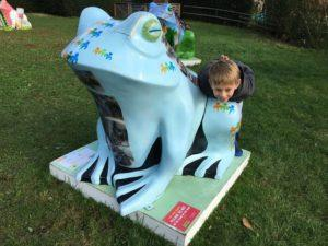 taunton toad trail auction 1