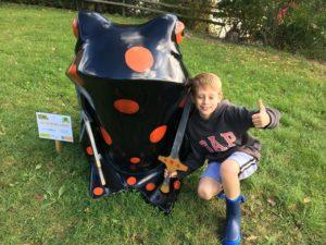 taunton toad trail auction 3