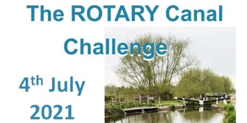 the taunton rotary canal challenge
