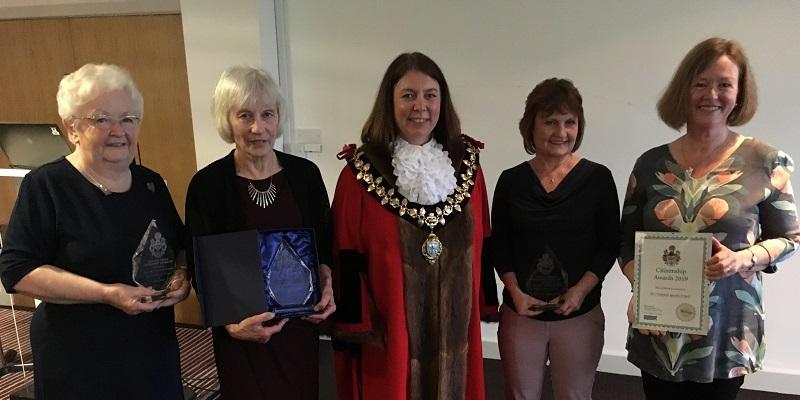 tone news citizenship awards winners