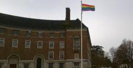 tone news flying the flag for LGBT fostering