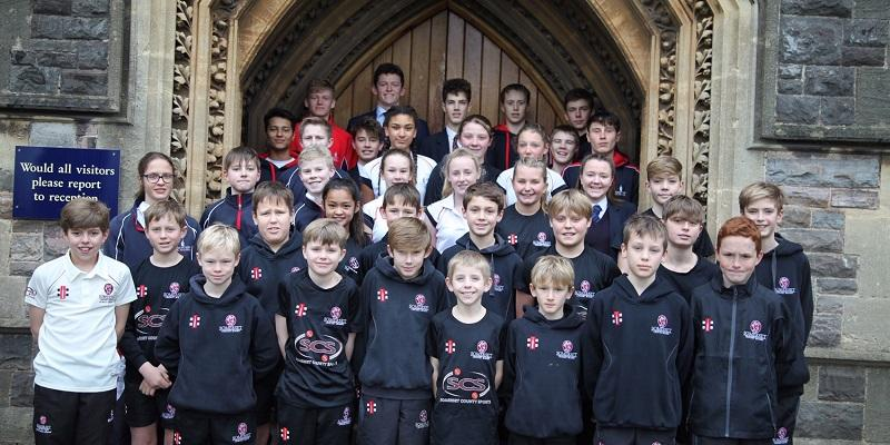 tone news success for taunton school cricket stars