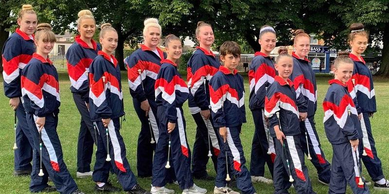 tone news taunton majorettes head for european championships
